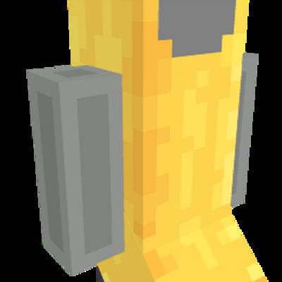 Bananas costume on the Minecraft Marketplace by HorizonBlocks