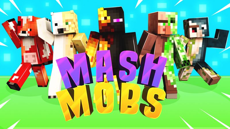 Mash Mobs on the Minecraft Marketplace by Impulse