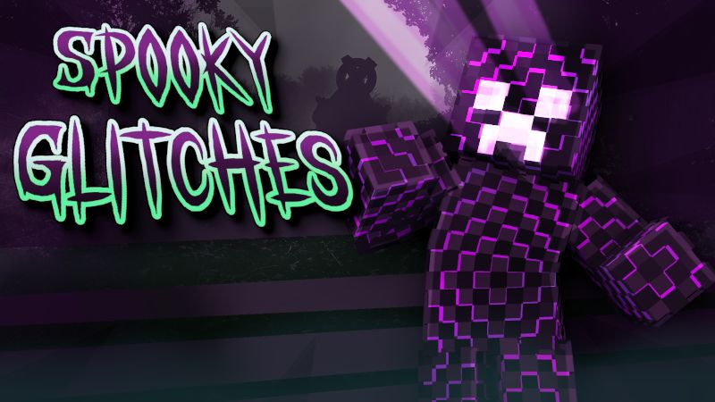 Spooky Glitches on the Minecraft Marketplace by Metallurgy Blockworks