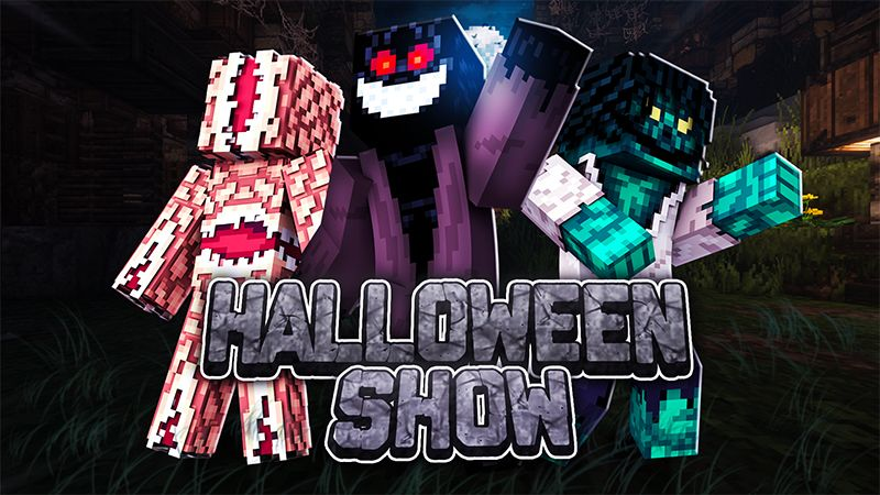 Halloween Show on the Minecraft Marketplace by Dig Down Studios