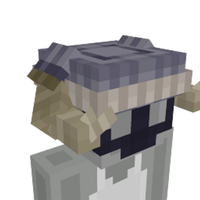 Viking Helmet on the Minecraft Marketplace by Block Factory