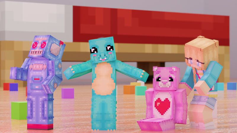 Toys on the Minecraft Marketplace by CubeCraft Games