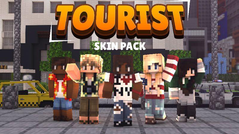 Tourist Skin Pack