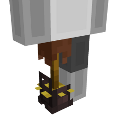 Scarecrow Legs on the Minecraft Marketplace by Minecraft