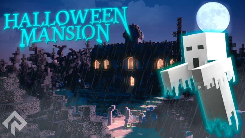 Halloween Mansion on the Minecraft Marketplace by RareLoot
