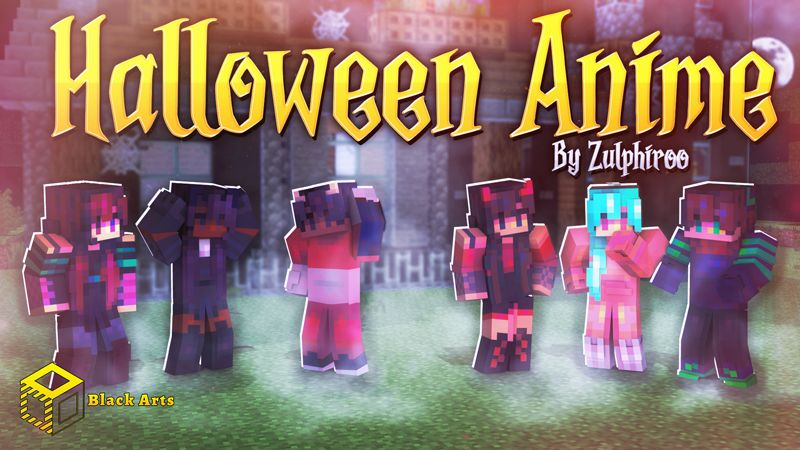 Halloween Anime on the Minecraft Marketplace by Black Arts Studios