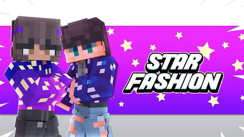 STAR FASHION on the Minecraft Marketplace by Pickaxe Studios