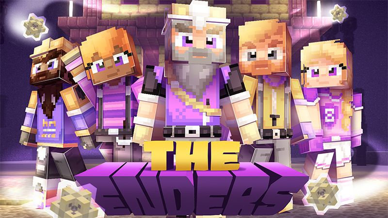 The Enders on the Minecraft Marketplace by Hourglass Studios