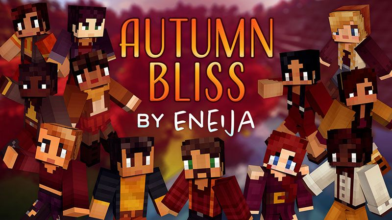 Autumn Bliss Skin Pack on the Minecraft Marketplace by Eneija