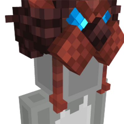 Lion Soul Headpiece on the Minecraft Marketplace by Scai Quest