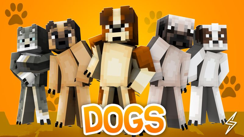 Dogs on the Minecraft Marketplace by Senior Studios