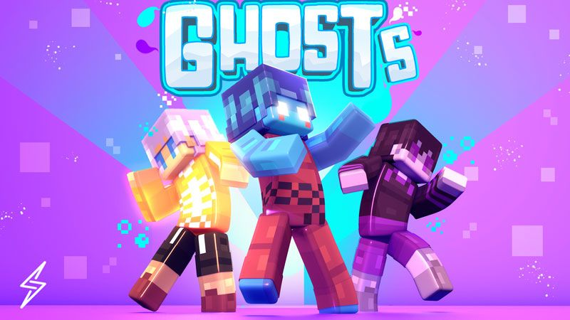 Ghosts on the Minecraft Marketplace by Senior Studios