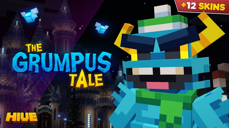 The Grumpus Tale on the Minecraft Marketplace by The Hive