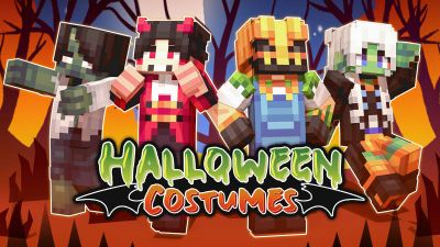 Halloween Costumes on the Minecraft Marketplace by BLOCKLAB Studios
