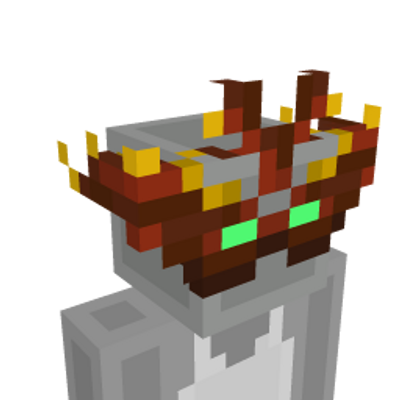 Druid Mask on the Minecraft Marketplace by Minecraft