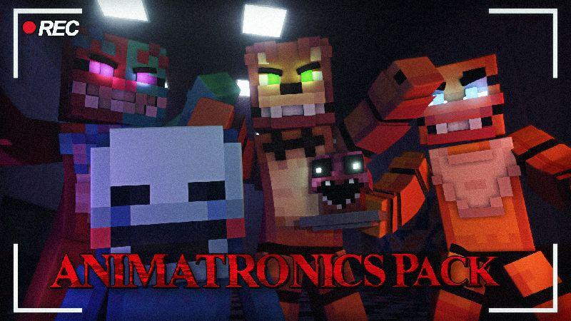 ANIMATRONICS PACK on the Minecraft Marketplace by Kubo Studios