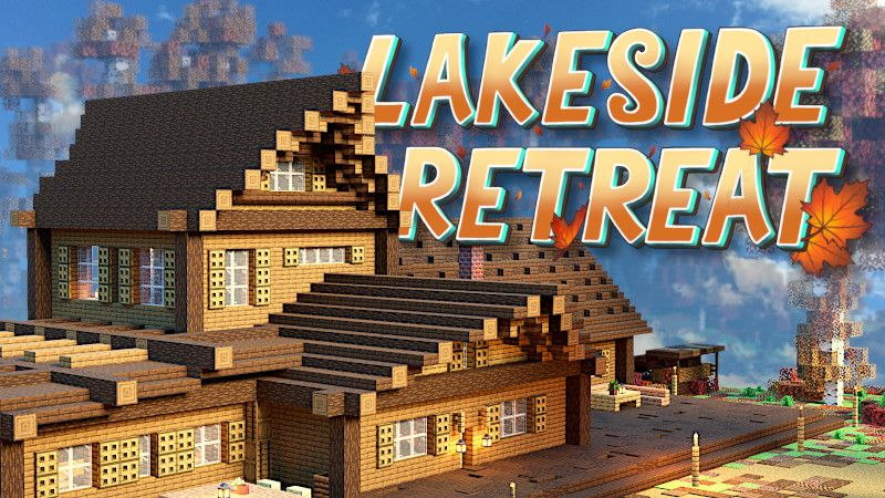 Lakeside Retreat on the Minecraft Marketplace by BTWN Creations
