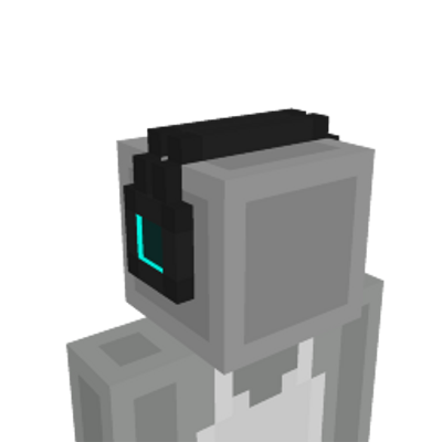 HD Audio Headset on the Minecraft Marketplace by Sova Knights