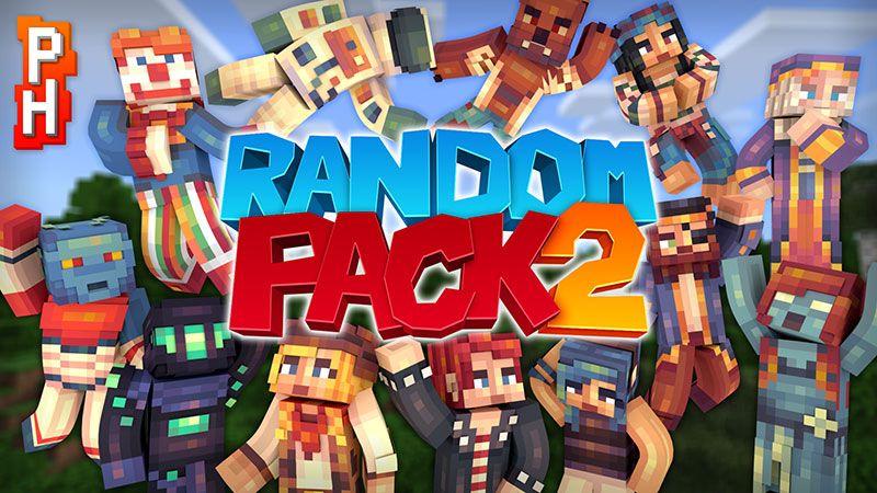 Random Pack 2 on the Minecraft Marketplace by PixelHeads