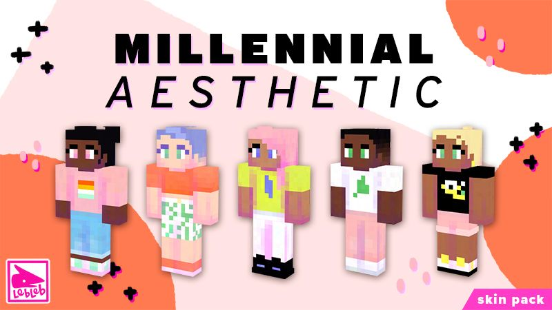Millennial Aesthetic on the Minecraft Marketplace by Lebleb