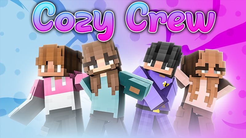 Cozy Crew on the Minecraft Marketplace by Odyssey Builds