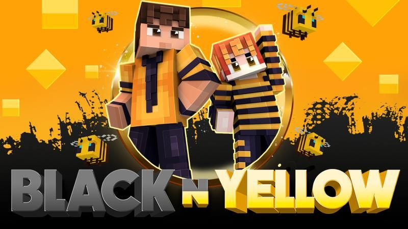 Black N Yellow on the Minecraft Marketplace by Podcrash