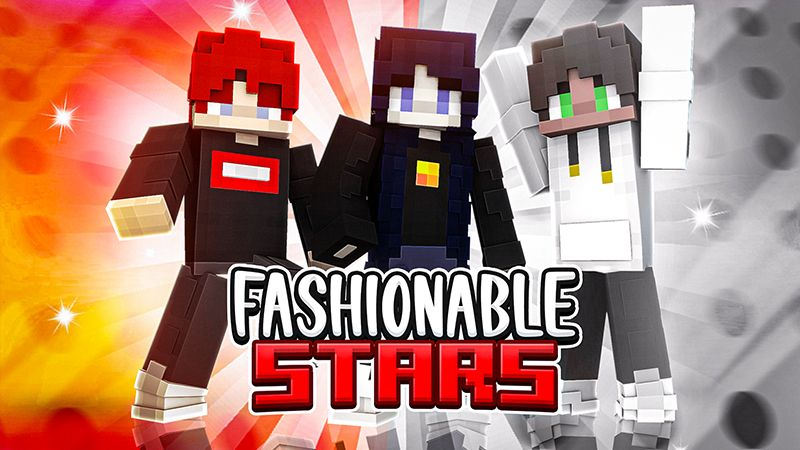 Fashionable Stars on the Minecraft Marketplace by Odyssey Builds