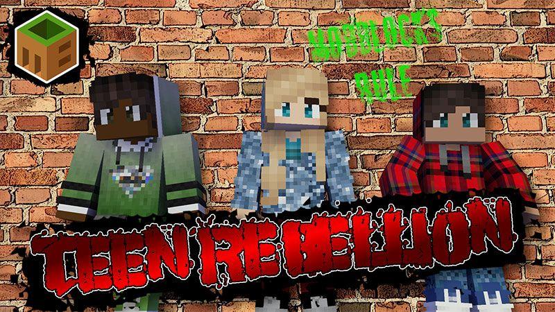 Teen Rebellion on the Minecraft Marketplace by MobBlocks