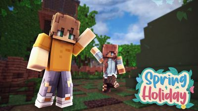 Spring Vacation on the Minecraft Marketplace by Impulse