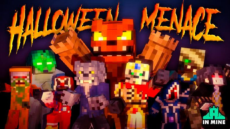 Halloween Menace on the Minecraft Marketplace by In Mine