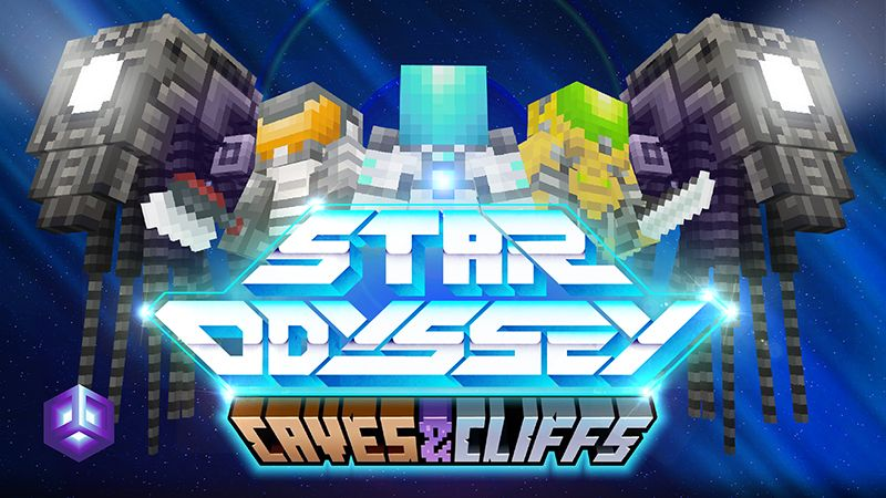 Star Odyssey Beyond Space on the Minecraft Marketplace by Odd Block