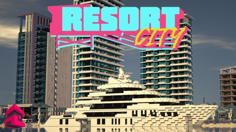 Resort City on the Minecraft Marketplace by Project Moonboot