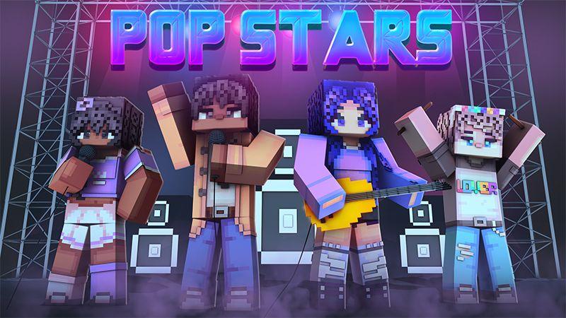 Pop Stars on the Minecraft Marketplace by Dark Lab Creations