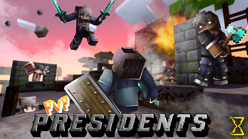 PvP Presidents on the Minecraft Marketplace by Hourglass Studios