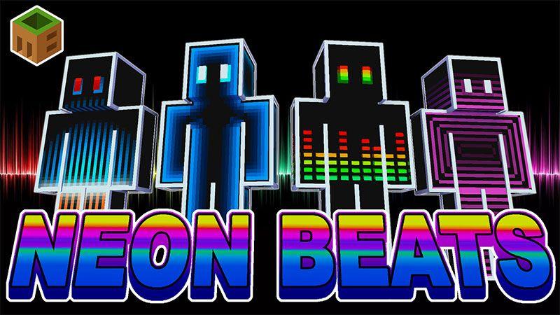 Neon Beats on the Minecraft Marketplace by MobBlocks