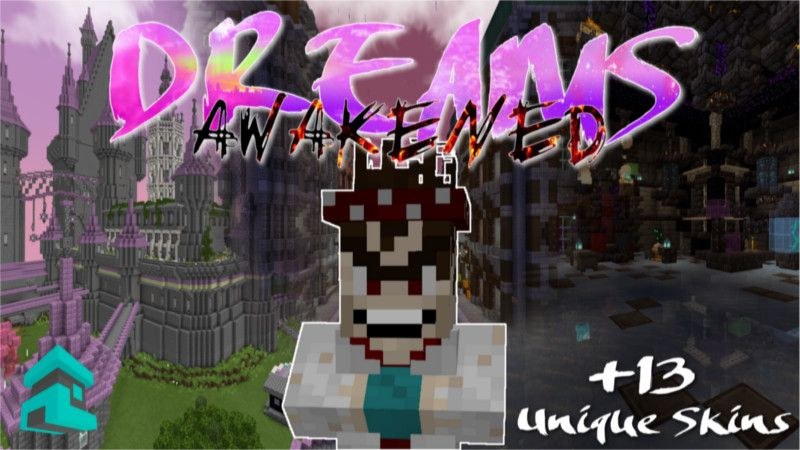 Dreams Awakened on the Minecraft Marketplace by Project Moonboot