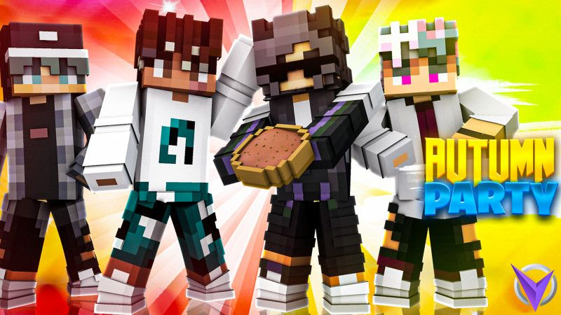 Autumn Party on the Minecraft Marketplace by Team Visionary