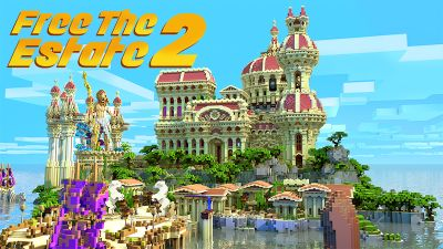 Free The Estate 2 on the Minecraft Marketplace by Glowfischdesigns