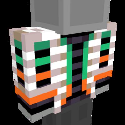 Millionaire Jacket on the Minecraft Marketplace by Snail Studios