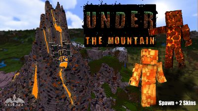Under The Mountain on the Minecraft Marketplace by Dragnoz