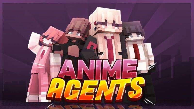 Anime Agents on the Minecraft Marketplace by Rainbow Theory