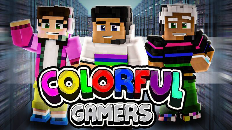 Colorful Gamers