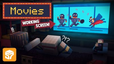 Movies on the Minecraft Marketplace by 57Digital