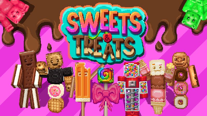 Sweets  Treats on the Minecraft Marketplace by Paragonia