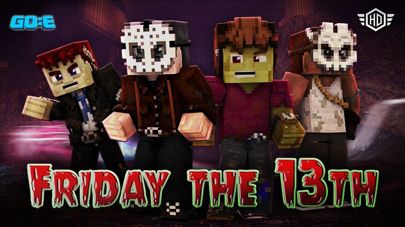 Friday the 13th on the Minecraft Marketplace by GoE-Craft