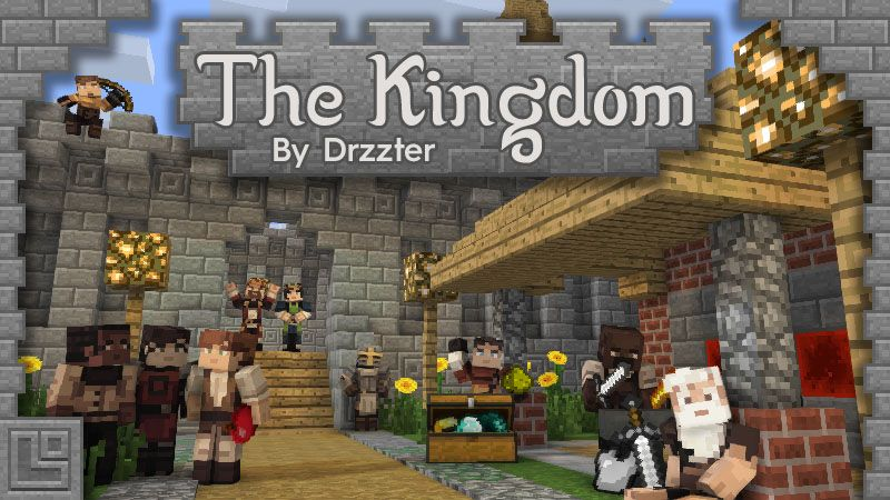 The Kingdom on the Minecraft Marketplace by Pixel Squared