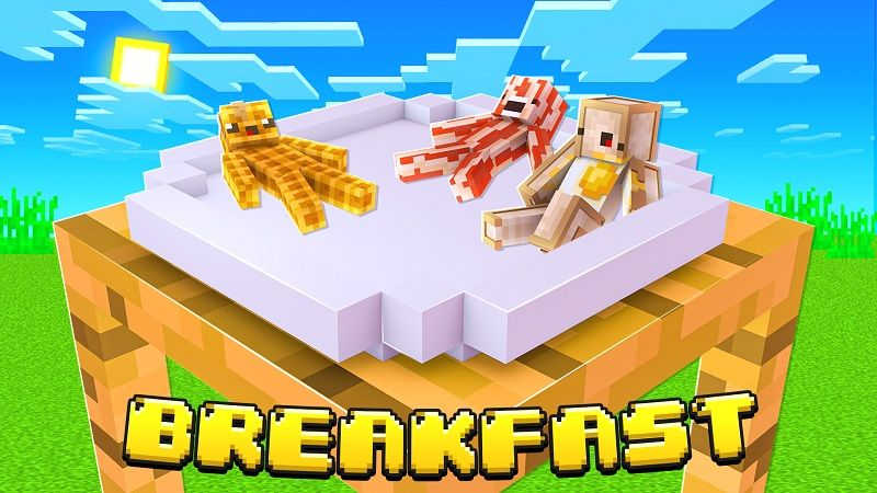Breakfast on the Minecraft Marketplace by Nitric Concepts