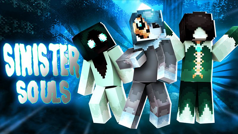 Sinister Souls on the Minecraft Marketplace by The Lucky Petals