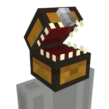 Angry Chest on the Minecraft Marketplace by Cleverlike