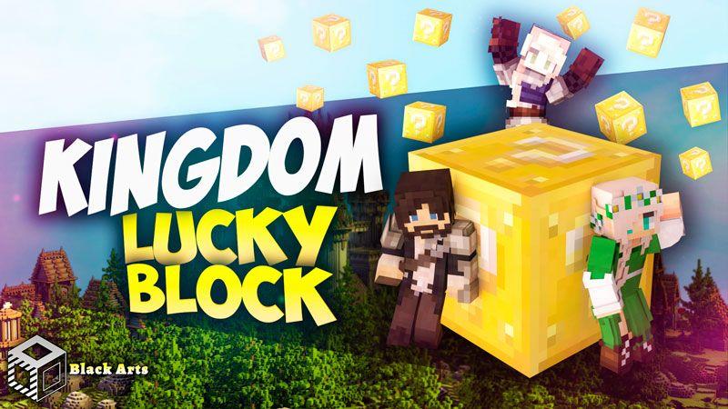 Kingdom Lucky Block on the Minecraft Marketplace by Black Arts Studio
